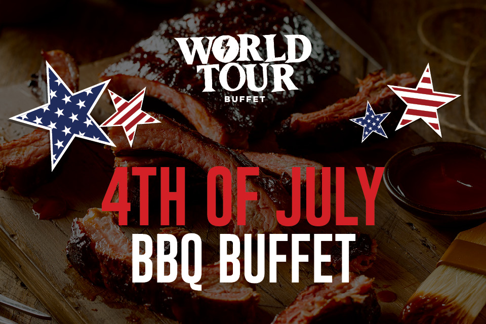 4th Of July BBQ Buffet sioux city things to do
