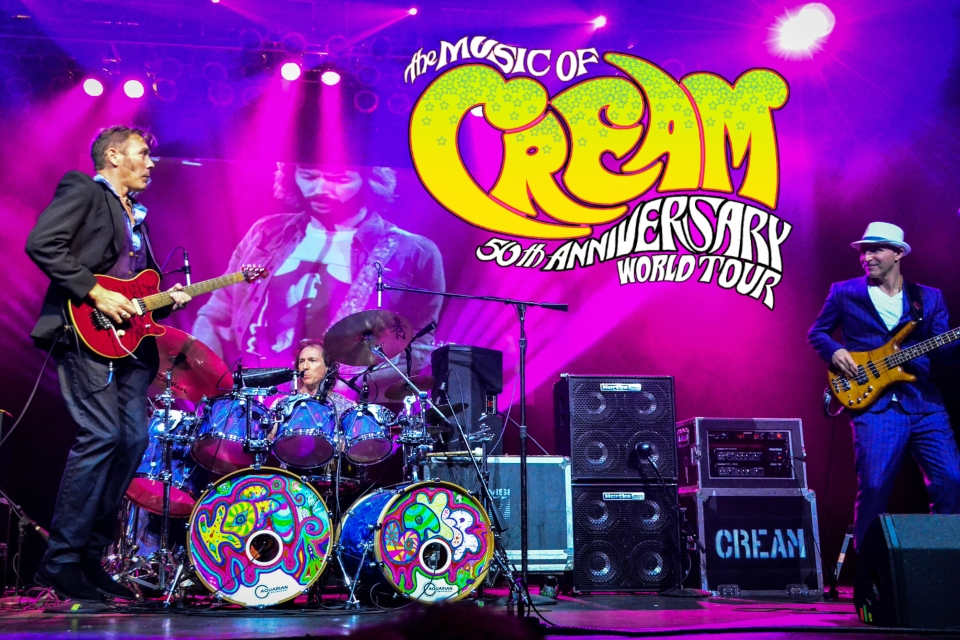 the music of cream sioux city events