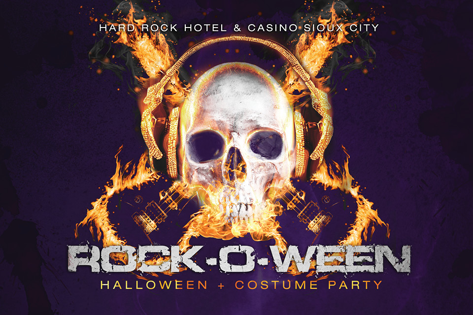 rock-o-ween sioux city halloween party
