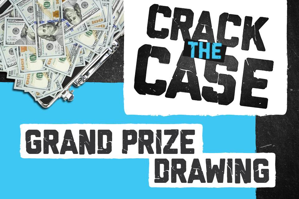 crack the case grand prize
