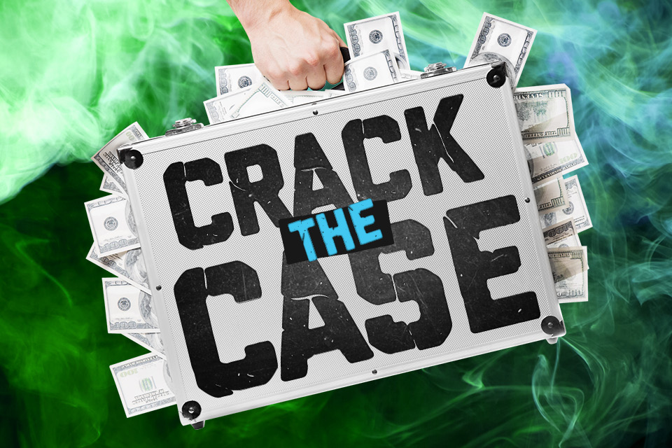 crack the case sioux city casino promotion