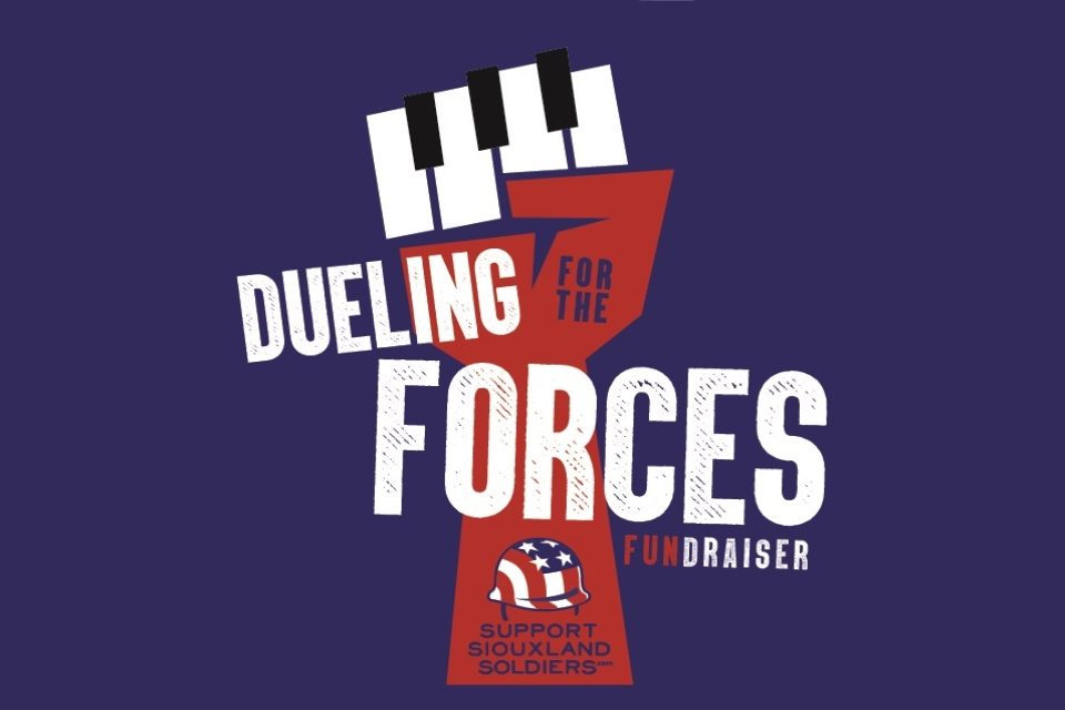 dueling for the forces fundraiser