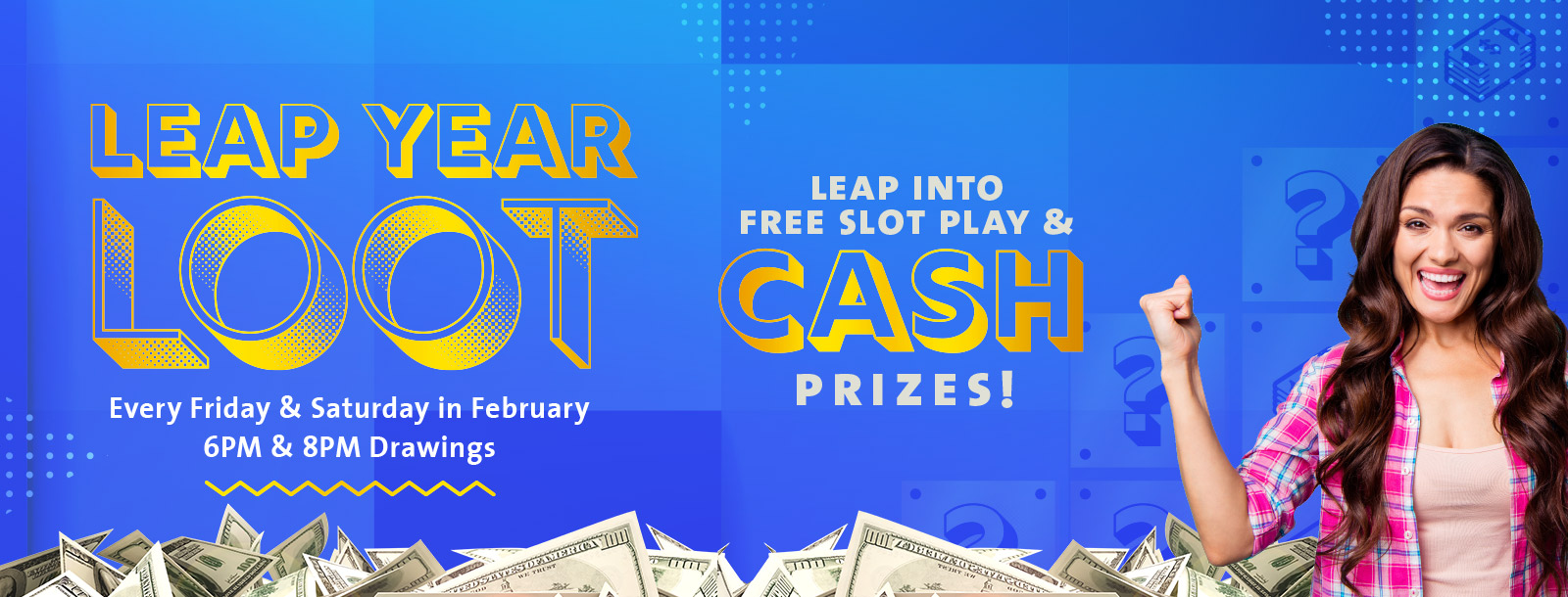 leap year loot casino promotion