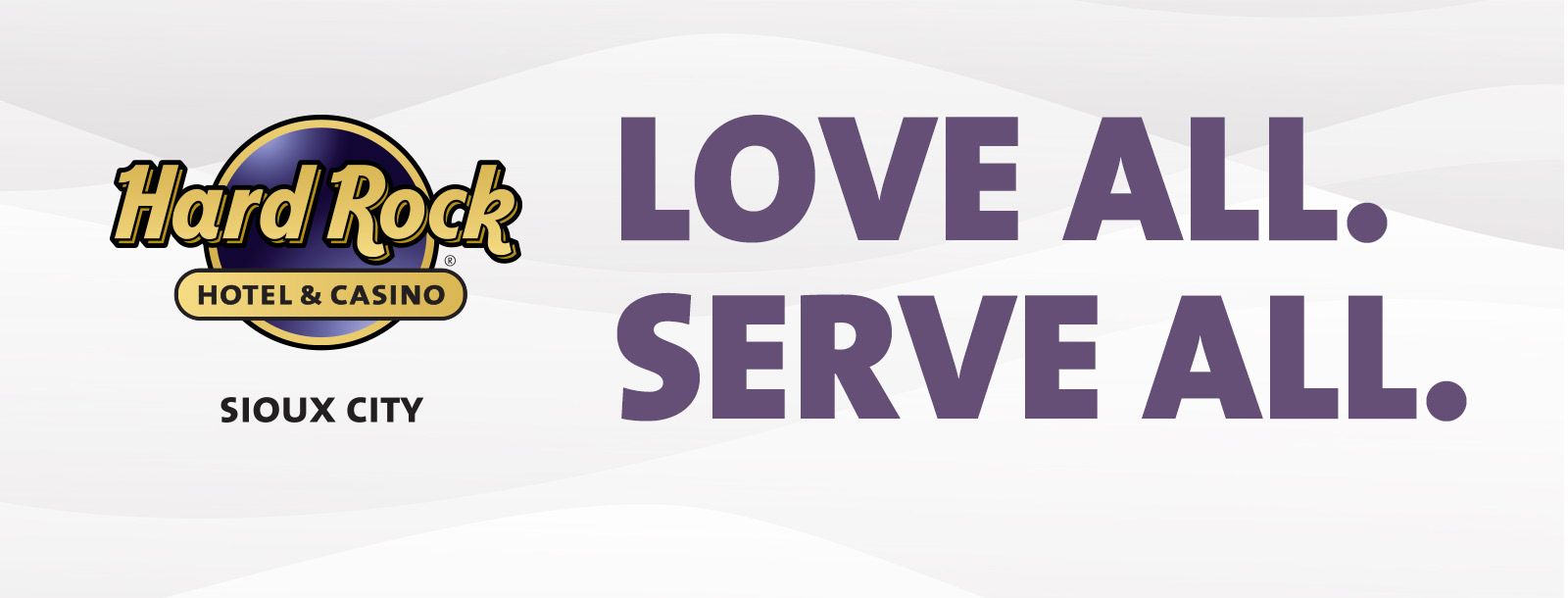 hard rock hotel casino sioux city love all serve all